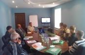 8 жовтня в Житомирі та 9 жовтня в Рівному пройшли семінари NOARK